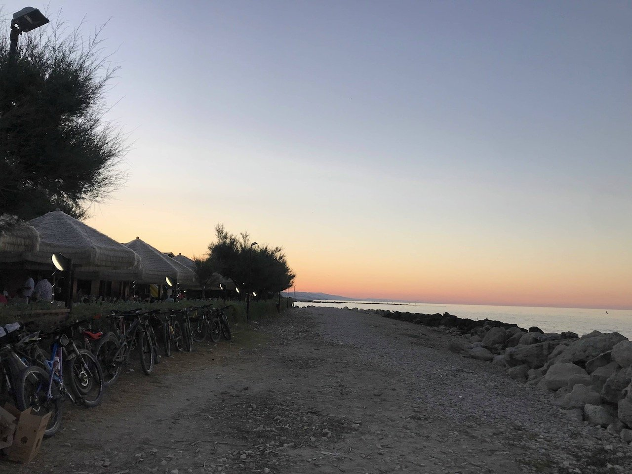 finisher-al-tramonto